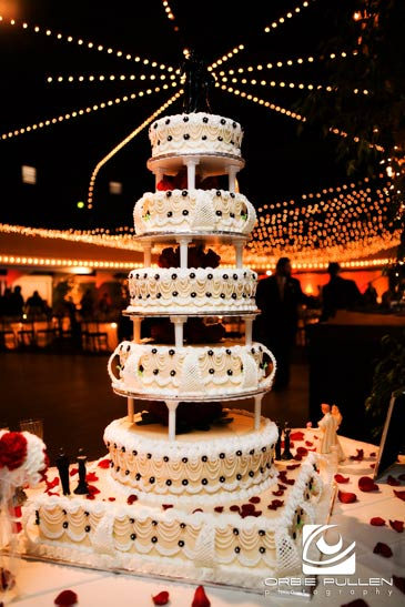 GodFatherCake6 - Godfather Wedding Cake