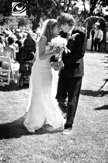 Santa Cruz Fine Art Wedding Photographer Orbie Pullen shot this photograph of a wedding in Santa Cruz, Ca.