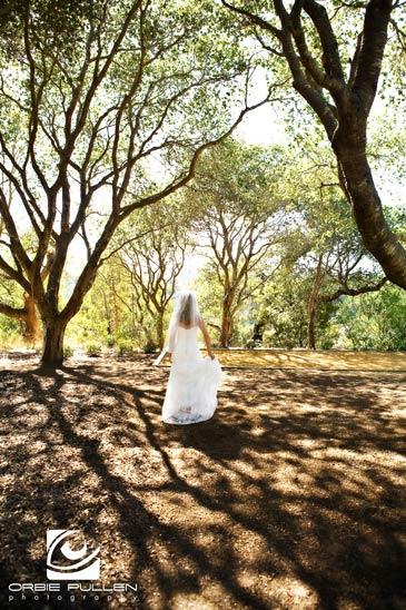 Santa Cruz Fine Art Wedding Photographer Orbie Pullen captured this wedding in Soquel, Ca.