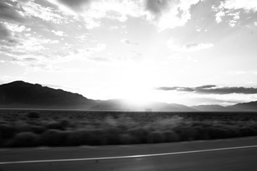 Nevada_sunset