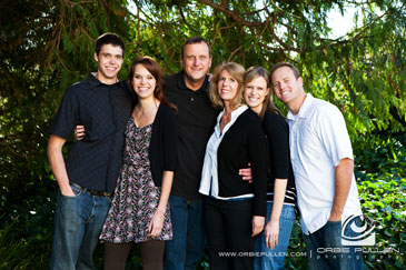 Santa Cruz Family Portrait Photographer Orbie Pullen captured these images at Wilder Ranch in Santa Cruz, Ca.
