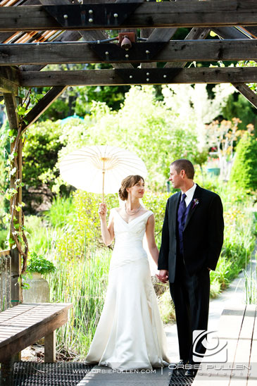 Hans Faden Winery Wedding Photographer Orbie Pullen Shot this photograph of a wedding in Calistoga, Ca.
