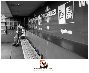 San_Francisco_Giants_Stadium_ATT_Park_Engagement_Portrait_Session__0011