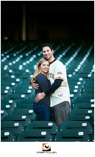 San_Francisco_Giants_Stadium_ATT_Park_Engagement_Portrait_Session__0018