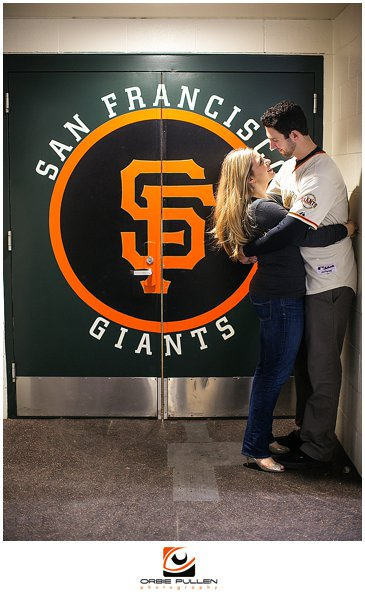 San_Francisco_Giants_Stadium_ATT_Park_Engagement_Portrait_Session__0006
